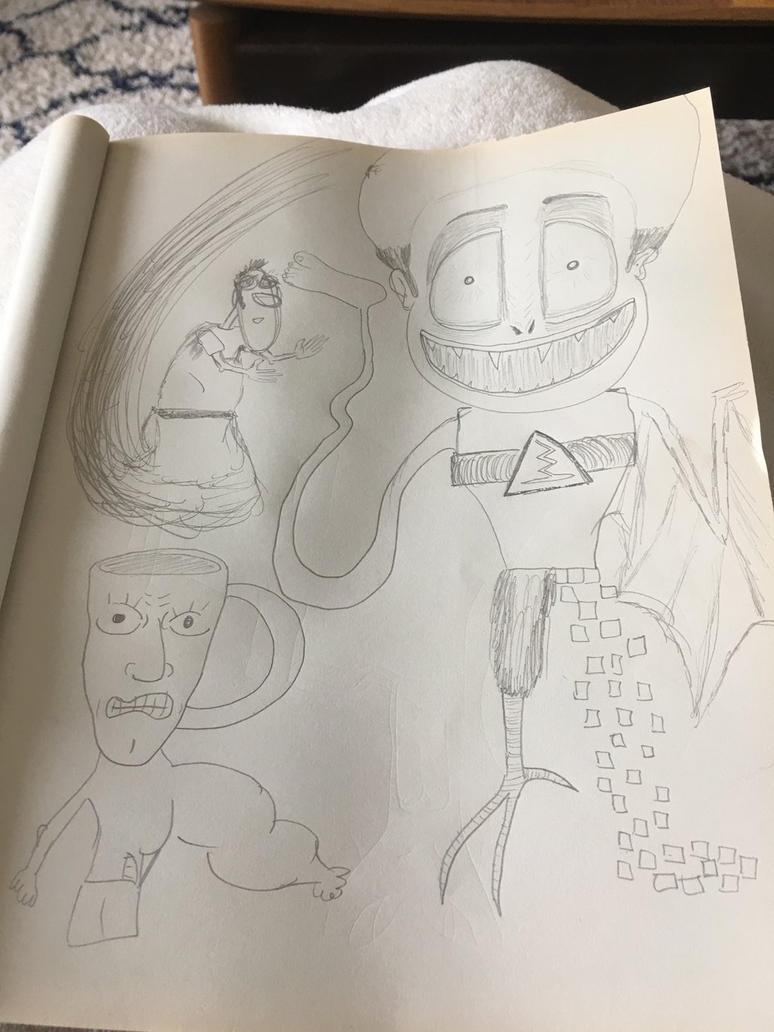 Doodles! by dorontuvia123