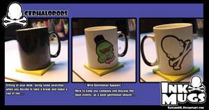 Cephalopods Ink Mug