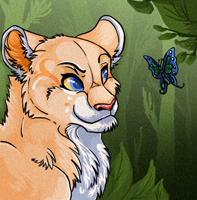 Ashpri icon commission by nightspiritwing