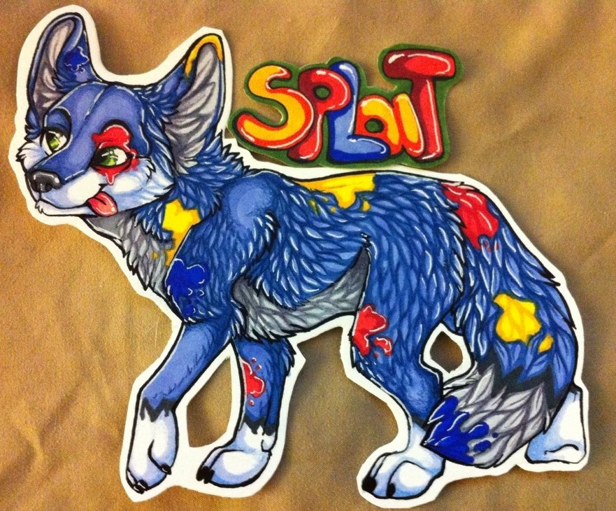 Nighty's art :D Splat_full_body_badge_commission_by_nightspiritwing-d60gq58