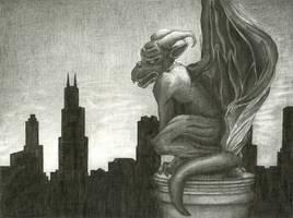 Gargoyle by EJP2007