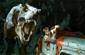 Jurassic Park by EJP2007
