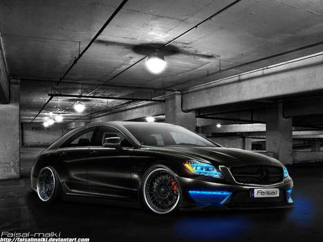 2011 CLS 63 AMG