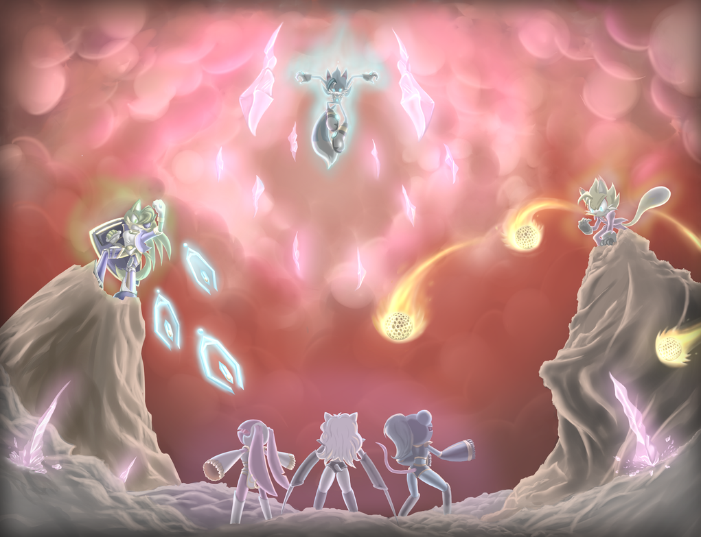 Epic Battle by eikojonevans