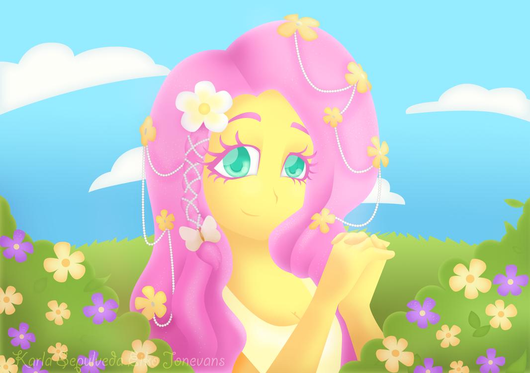 FlutterShy Equestria Girls by eikojonevans