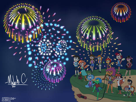 Firework Show 2021