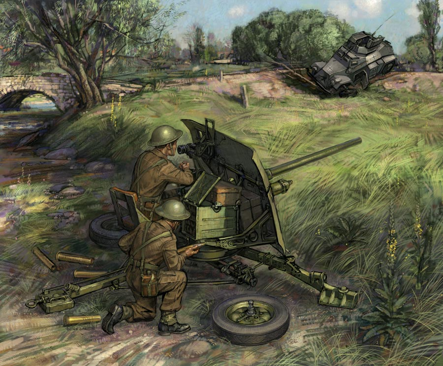 QF 2 pounder by art-bat