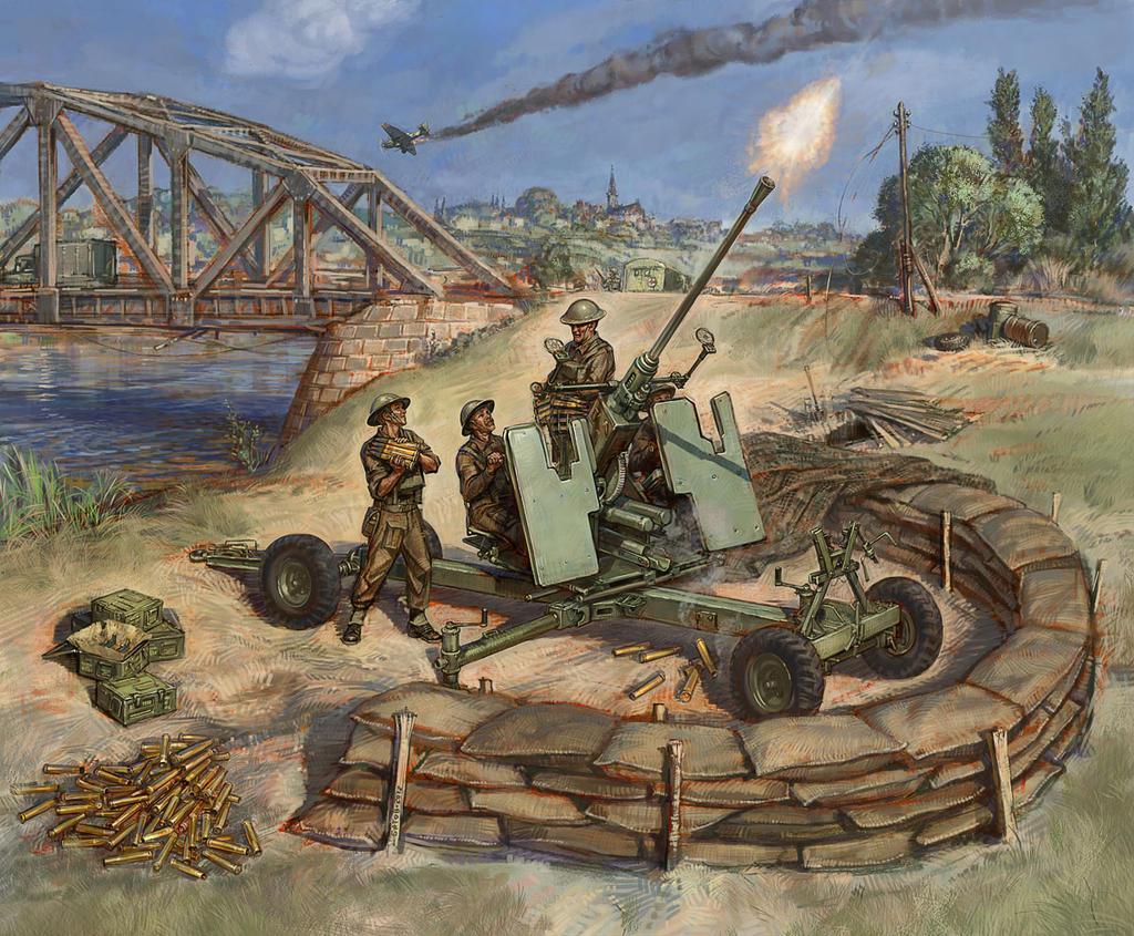40mm Bofors Mk2 by art-bat