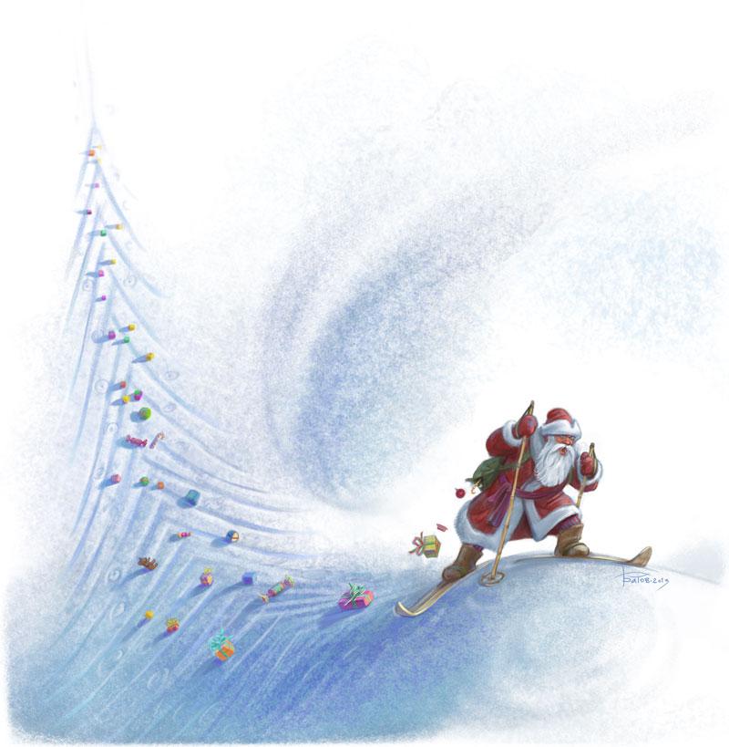 Ski 800x819 by art-bat