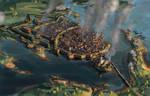 The siege of Viborg 1710