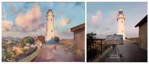 20190509 Paphos Lighthouse