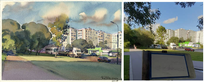 20200723 Yasenevo. Moscow