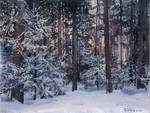 20210308 WinterForest