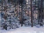 20210308 WinterForest