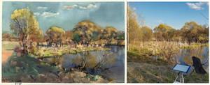 20210501 Spring Pond