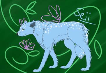 Seii - {Plant Life} by UnhappyMoustache