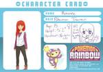 Pokemon Rainbow: Roxie