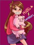 Mabel and Waddles: Best Buds! by cayechuu