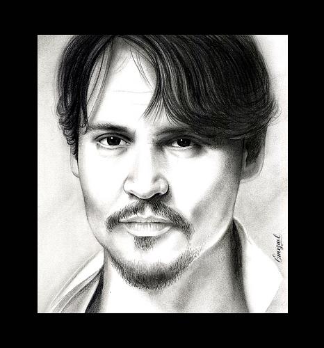 Johnny Depp by emizael