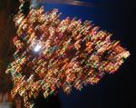 Christmas tree by emizael