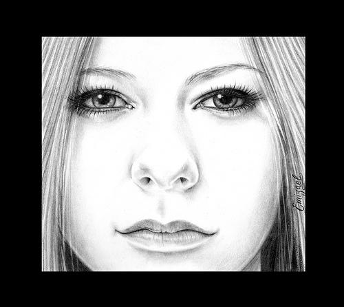 Avril Lavigne by emizael
