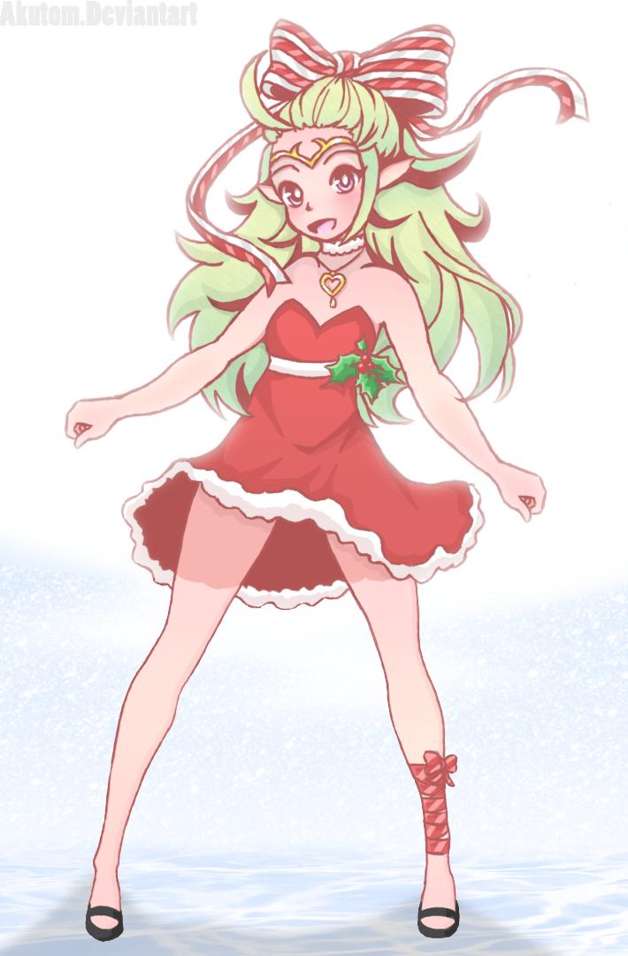 Christmas Nowi by Akutom