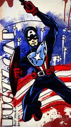 Bucky Cap by INKdustrial