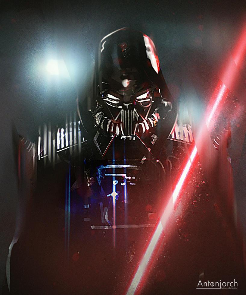 Vader by antonjorch