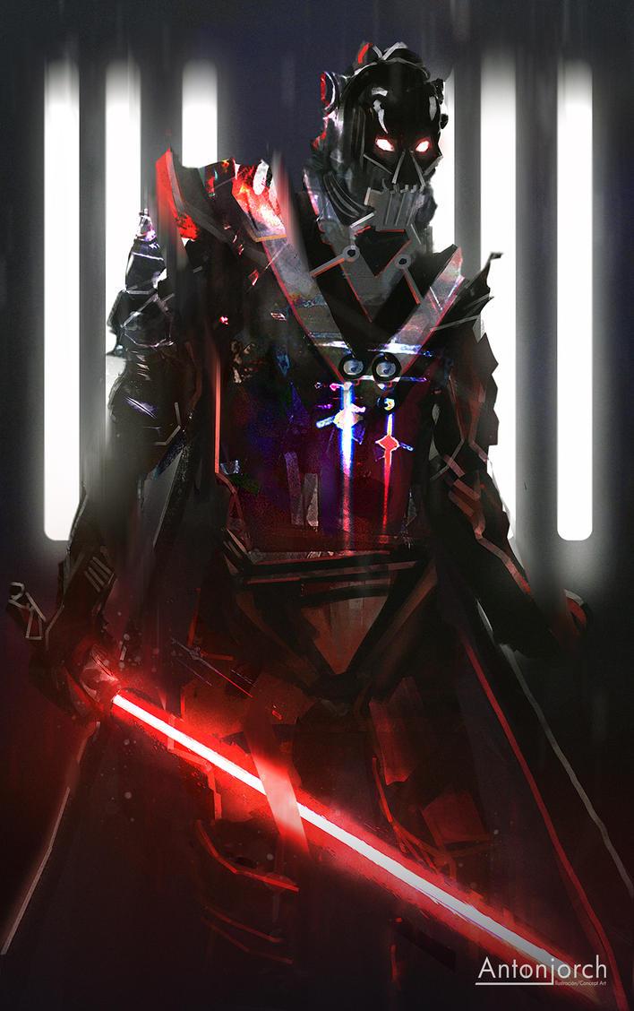 Vader 2 by antonjorch