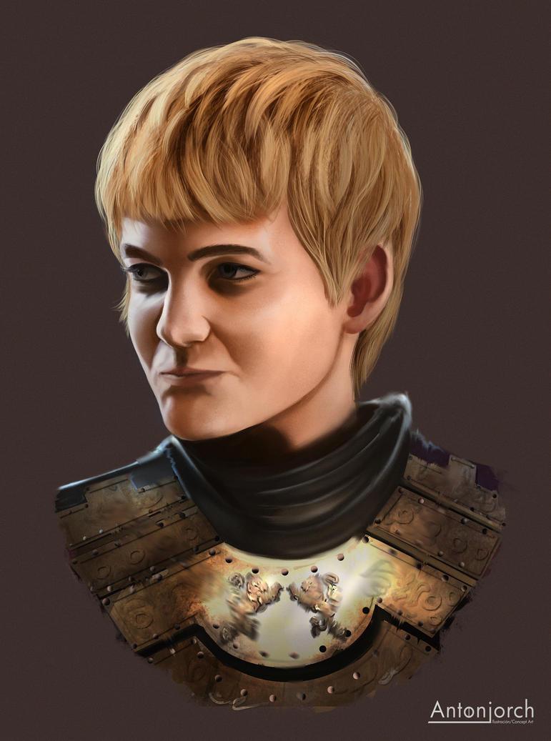 Joffrey Study by antonjorch