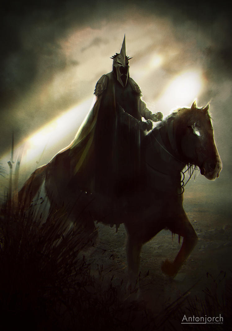Nazgul Revisited by antonjorch