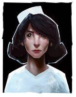 Nurse Sketch