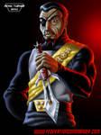 Klingon Admiral