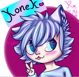 FanArt for Konek #2 by SaikoSinArt