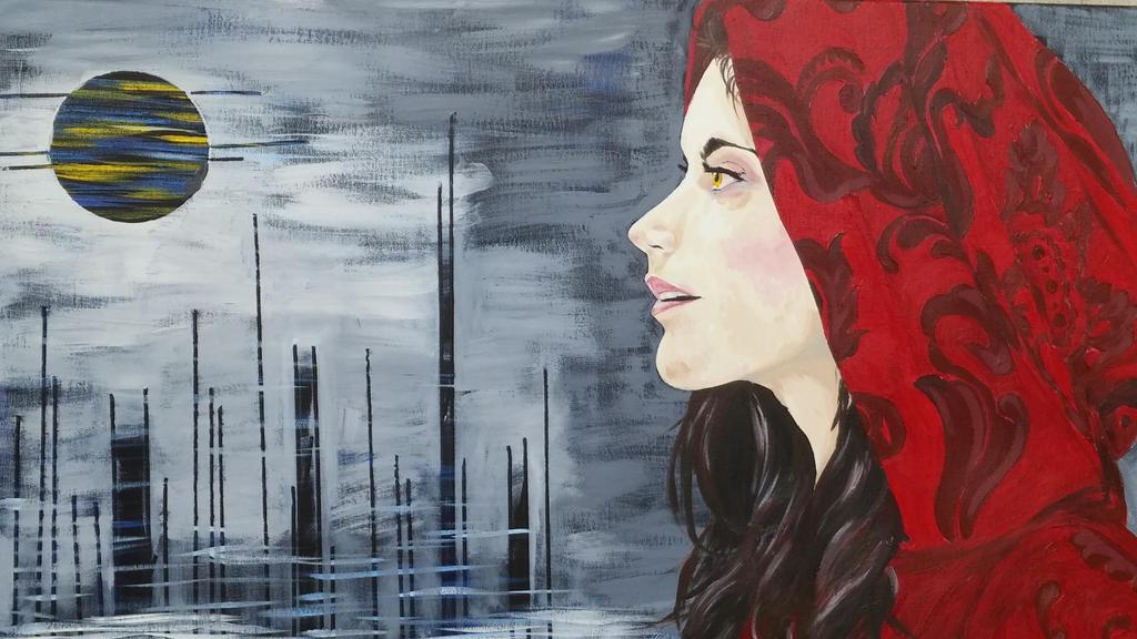 Red by KunariKun