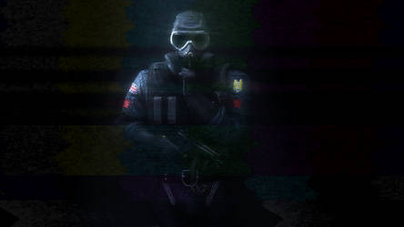 RAINBOW SIX - MUTE by tellspy
