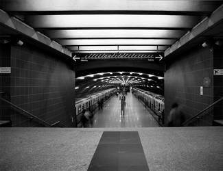 Warsaw underground by mkmckART