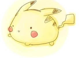 omgsh fat pikachuu