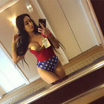 Normal day of the life as Wonder Woman