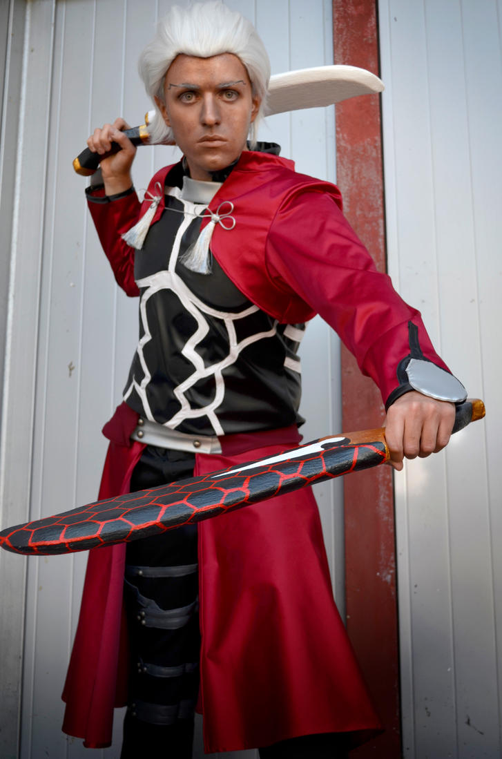 Archer - Fate/stay Night by Carlos-Sakata