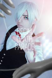 Decim - Death Parade by Carlos-Sakata