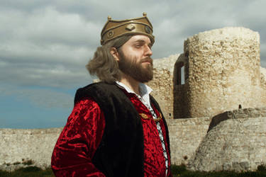 Richard, a nearby king - Galavant by Carlos-Sakata