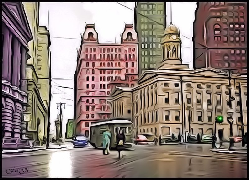 Street by FABRI66