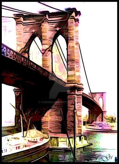 Sotto il ponte by FABRI66