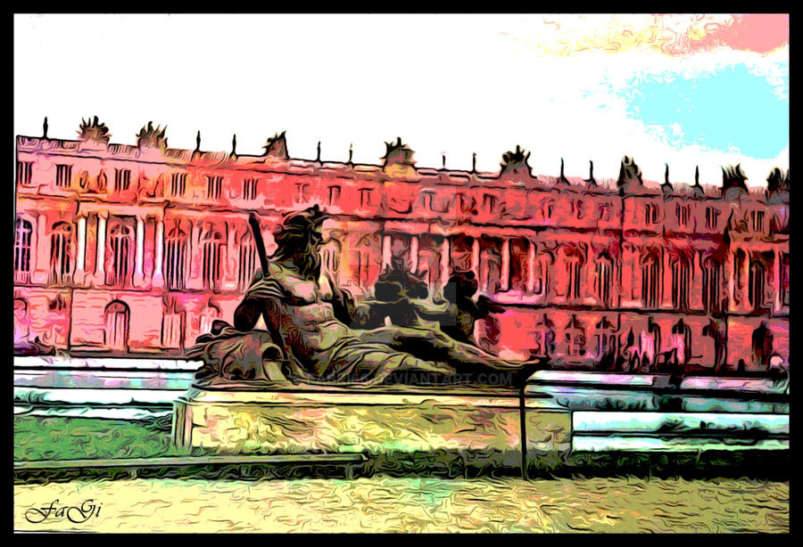 Versailles by FABRI66