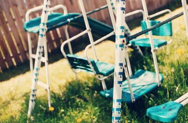 Swingset by MouseMadeOfWheels