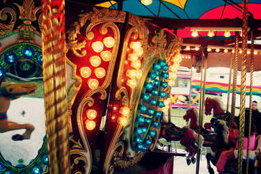 Carousel by MouseMadeOfWheels
