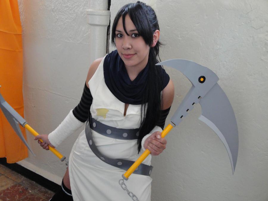 Tsubaki c0splay TNT GT4 by Karyhina