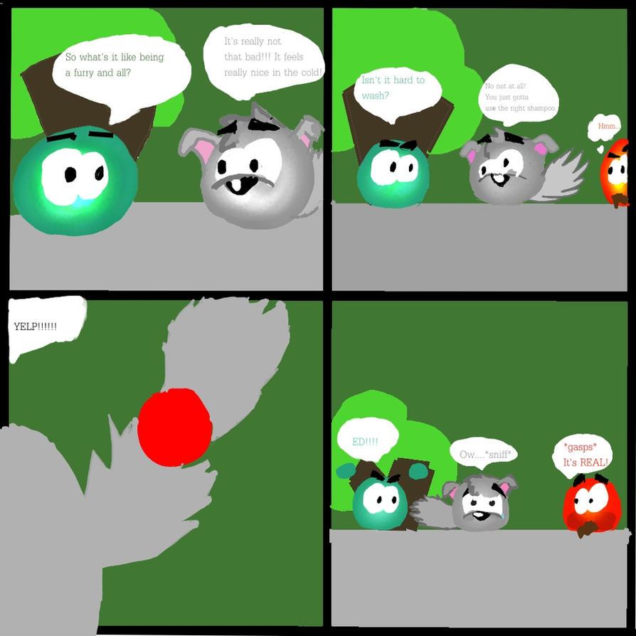 CircleCity FanComic: Ed's Realization by BigFootJake