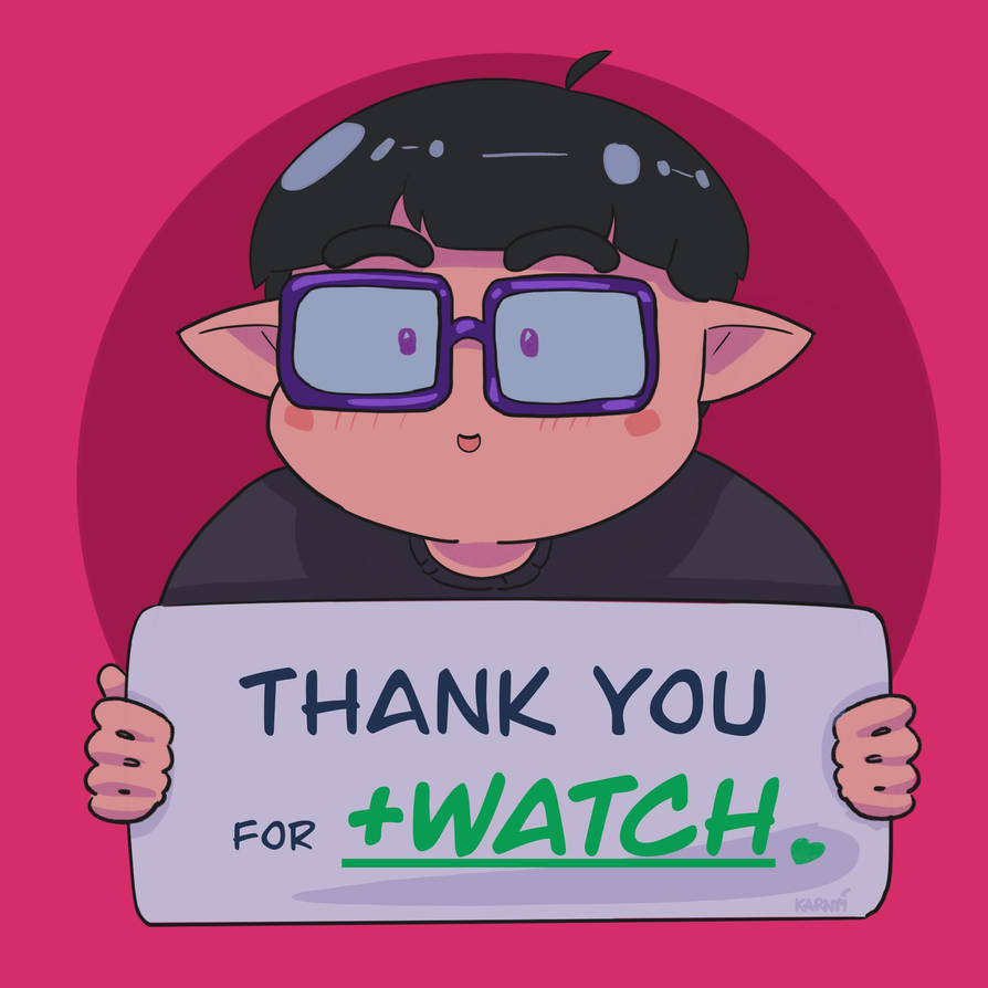 Thank you for watch